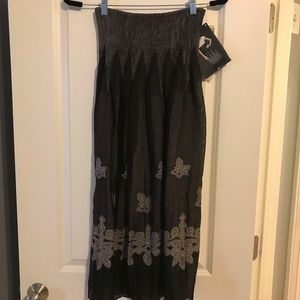 NWT - Lapis Dress/Skirt (yes could go either way!)